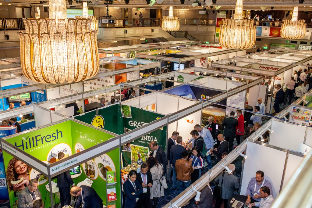 Record international attendees convene at The London Produce Show and Conference 2019