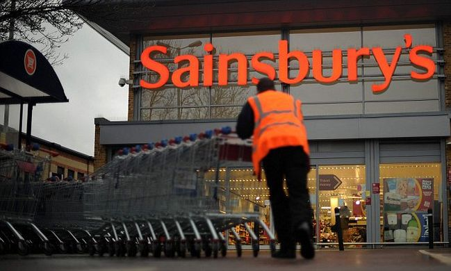 Sainsbury's records strong sales but foresees challenges ahead