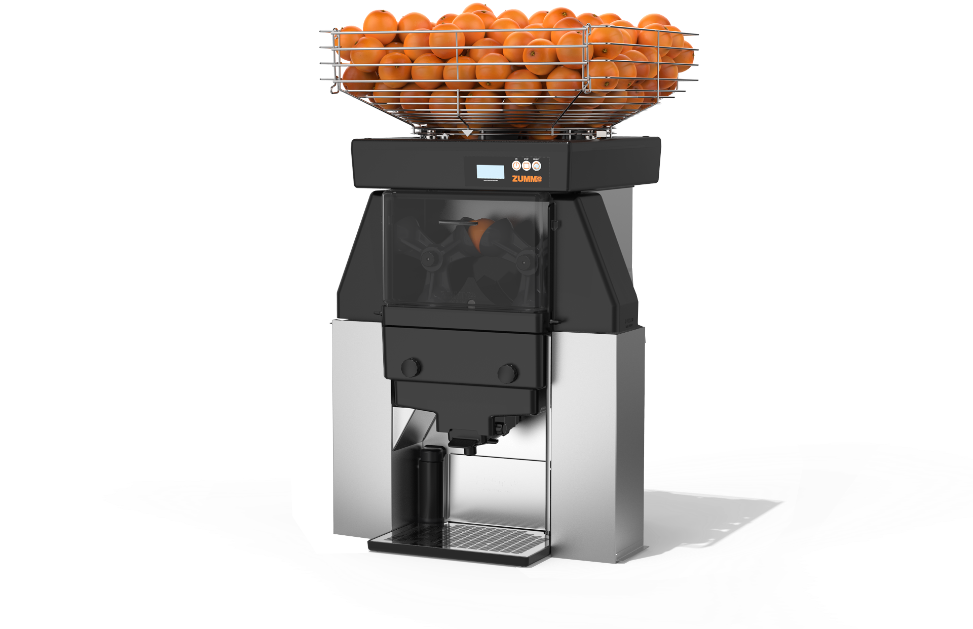 Zummo, launches new Z40 Nature Adapt juicer