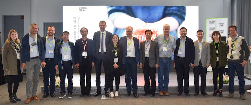 Interpoma China Congress: a content-packed three days