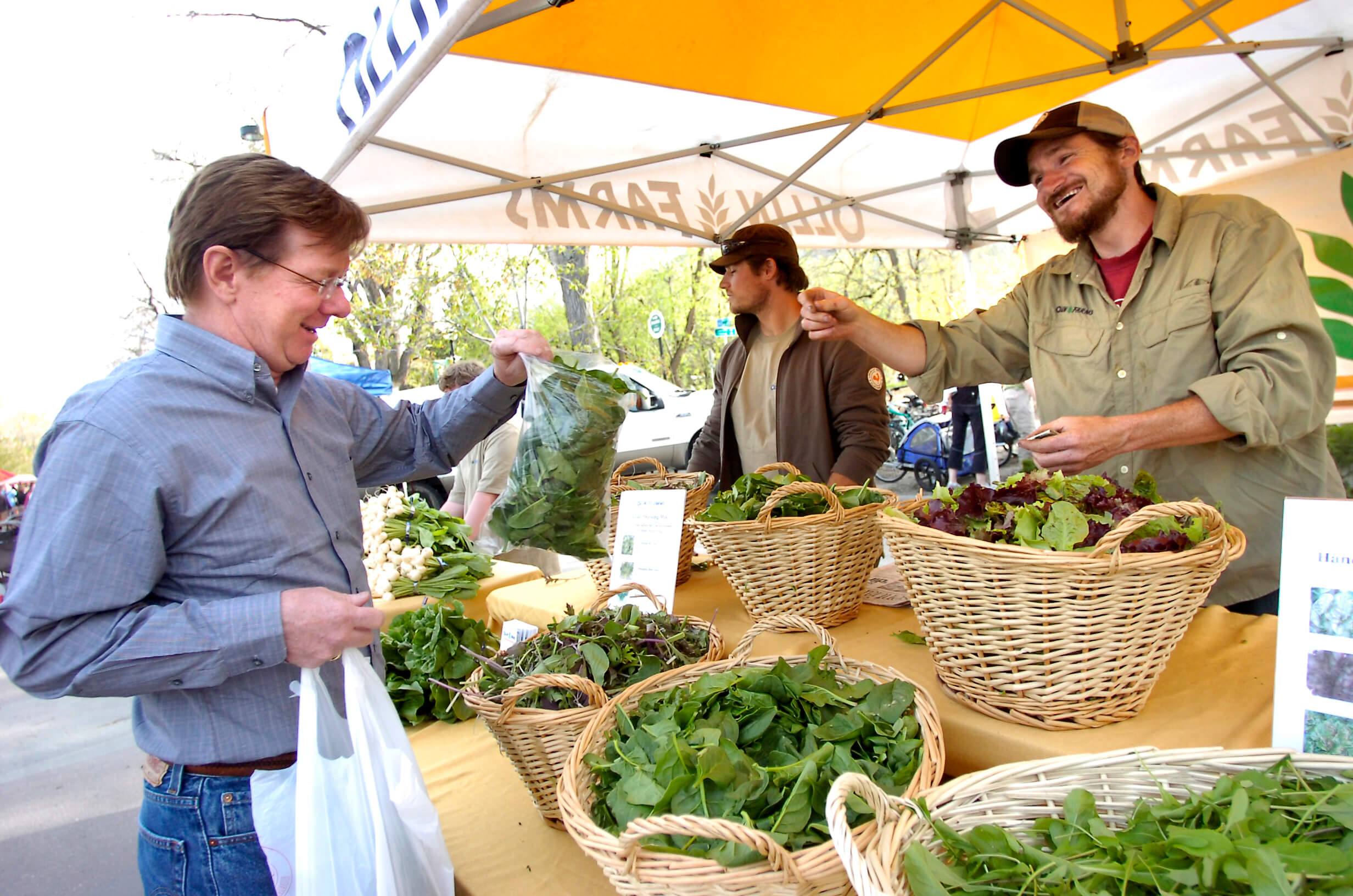 Buying locally not the answer
