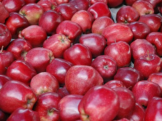 Troubled times for EU apple markets