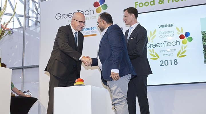 GreenTech announces nominees for Innovation Awards 2019