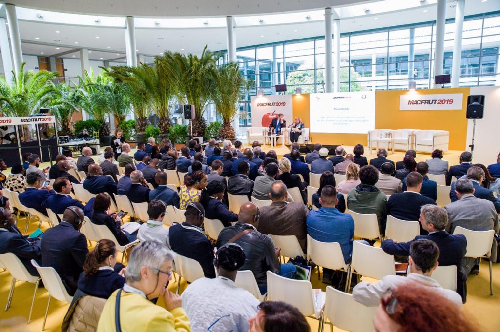 The development of African agriculture in the spotlight at Macfrut