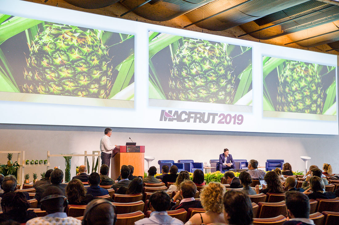 MACFRUT 2019: Pineapple under the spotlight on the second day