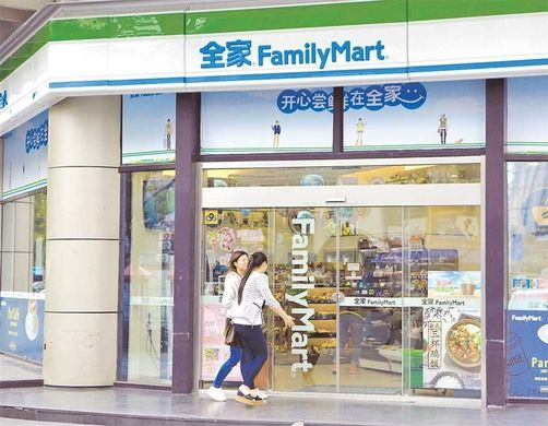 Boom in China's convenience stores