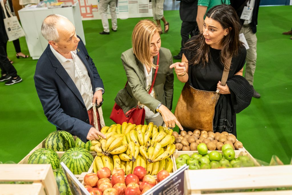 Spain's first ever organic trade event hailed a huge success