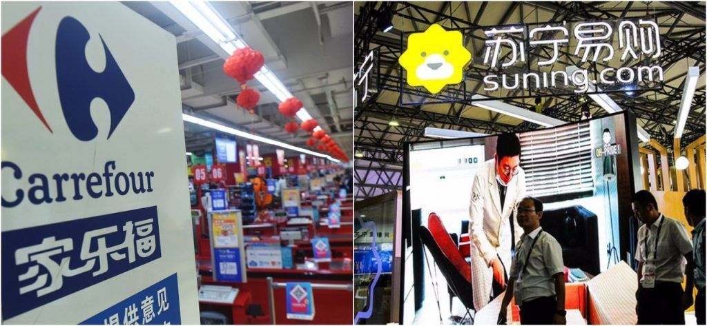 Carrefour to exit from China