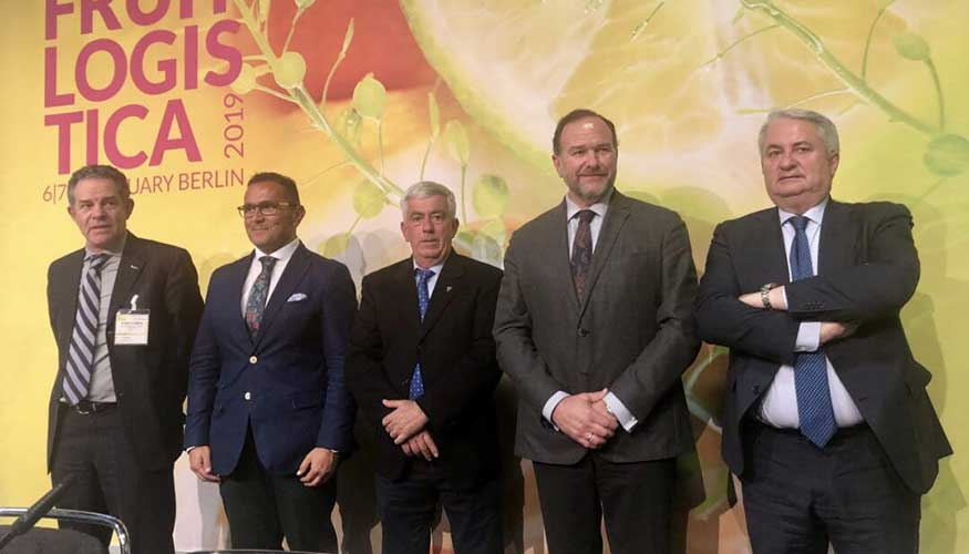 Eurofresh Distribution & Fruit Logistica provide keys to success at fifth Berry Congress