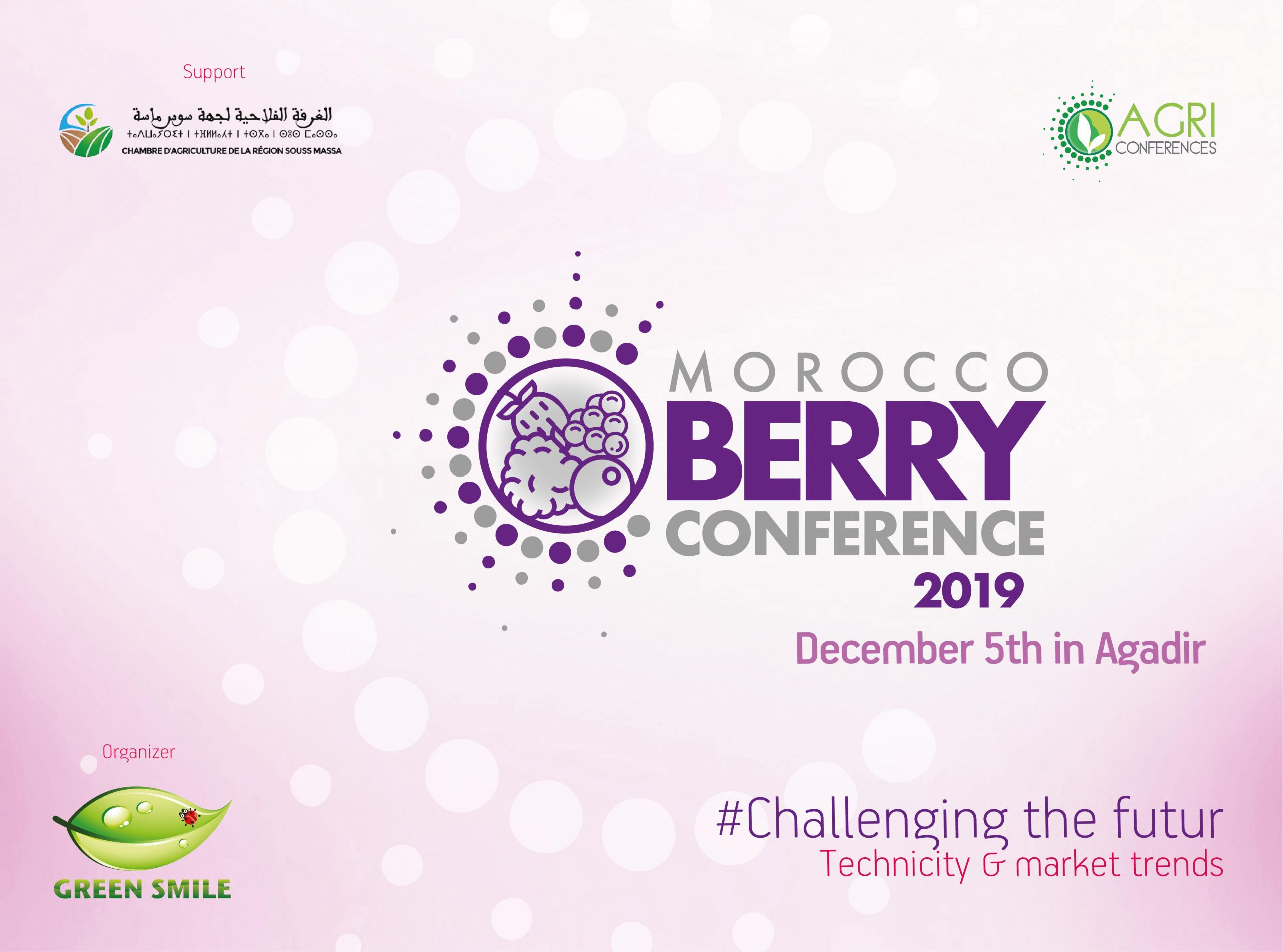 1st Morocco Berry Conference