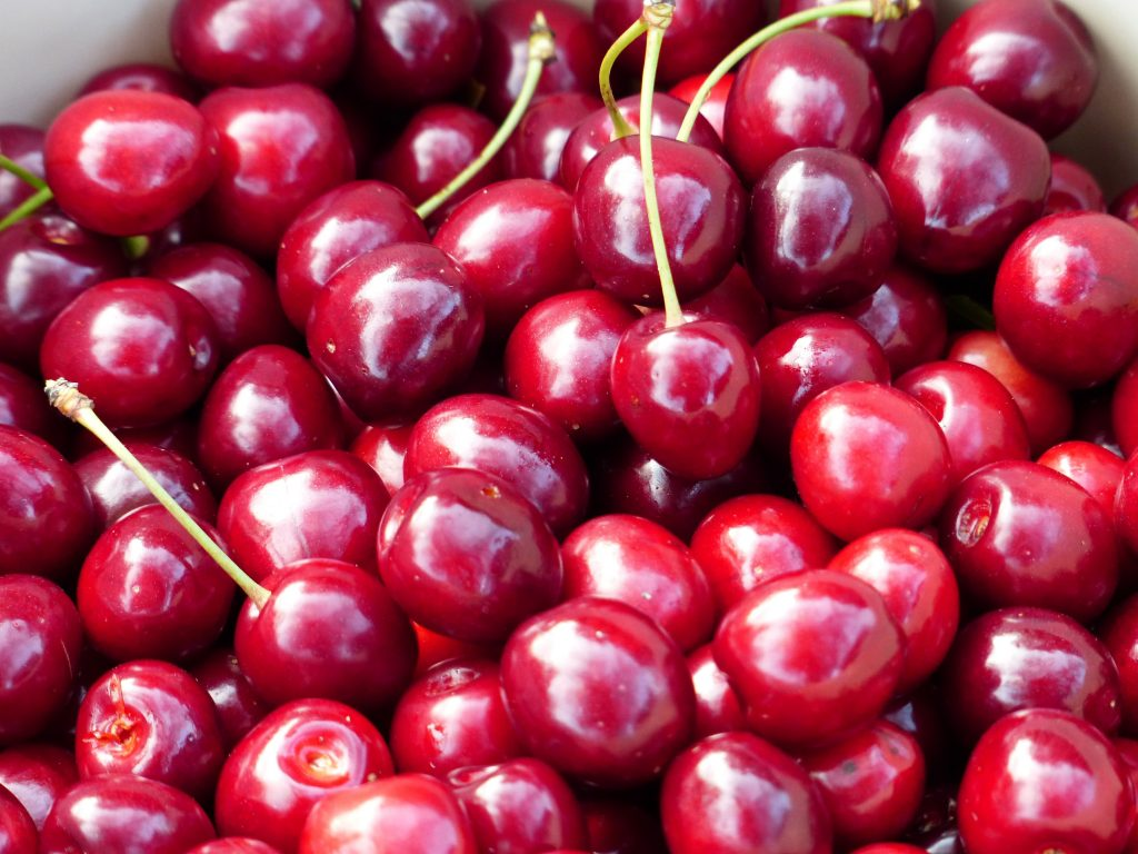 Chilean cherry exports overtake table grape exports