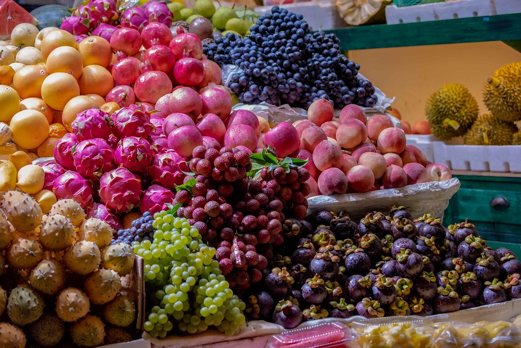 China's fruit consumption and production on the rise