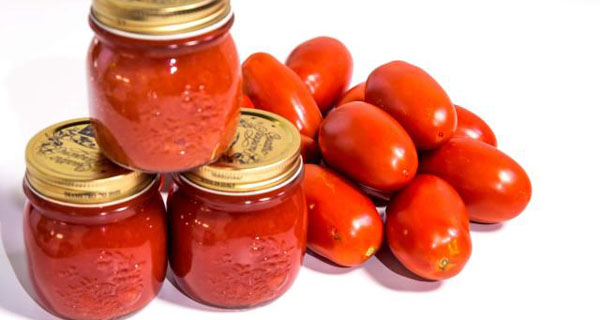Fall in output but rise in exports of processed Italian tomatoes