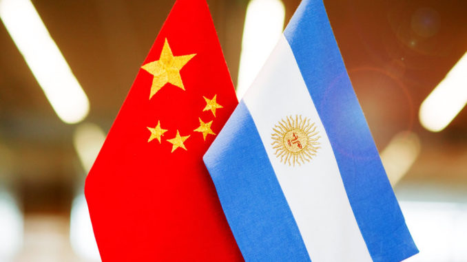 Closer ties between Argentina's blueberry sector and China