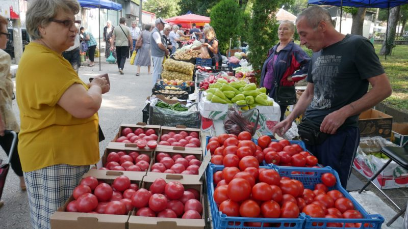 Bulgaria considers removing VAT from fruit and vegetables