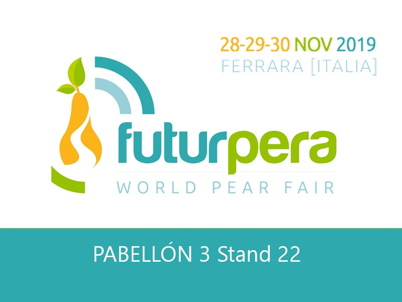 2019 edition of FuturPera in Ferrara