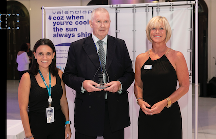Omnia Management takes innovation prize