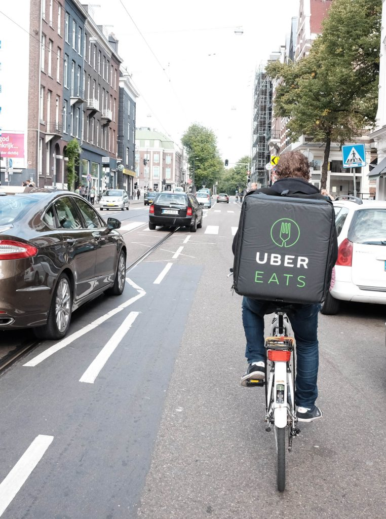 Uber to enter grocery-delivery market