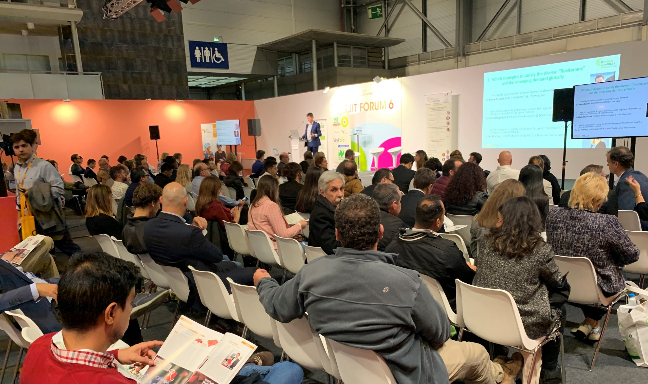Going beyond organic: 2nd BioFruit Congress examines how to fuel and sustain growth in the organic market