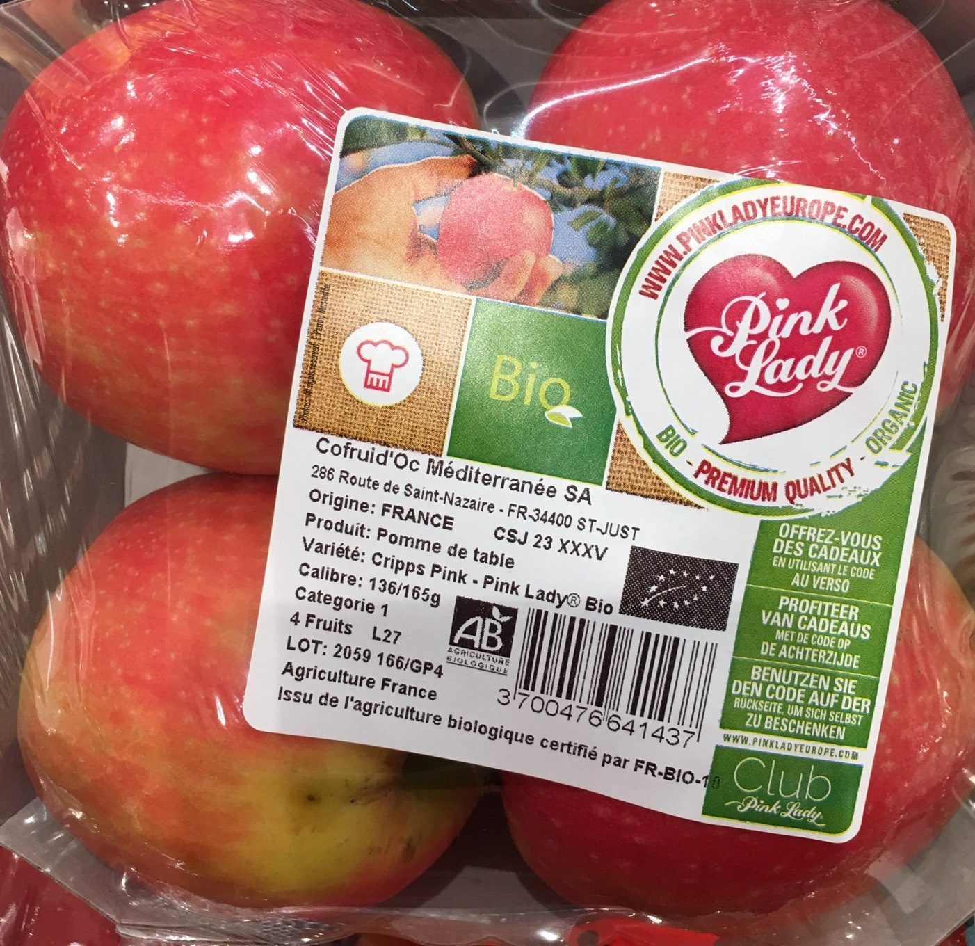 Pink Lady to expand organic production area