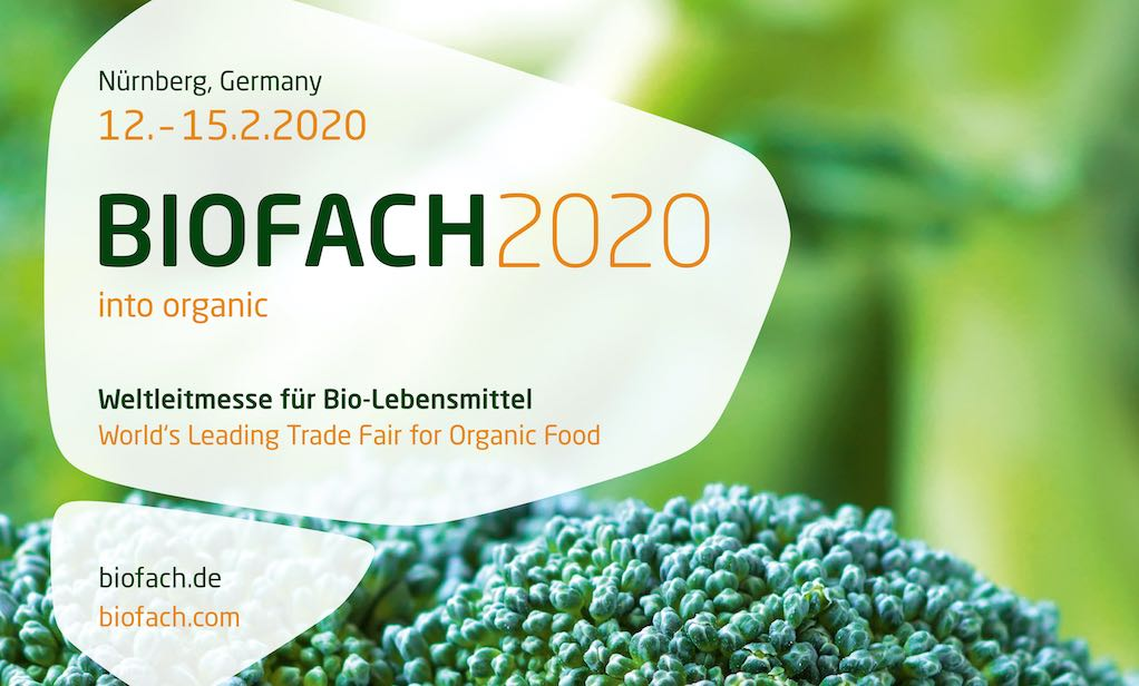 BIOFACH 2020 to show how 'organic delivers'