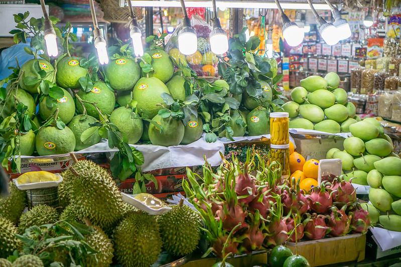 Exotic fruits flood into Vietnam, Credit: Marco Verch (Flickr)