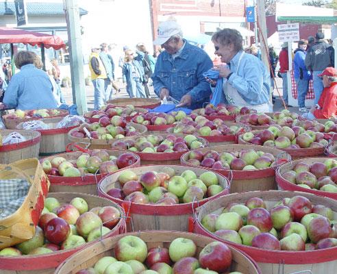Washington Apple Week celebrations to commence