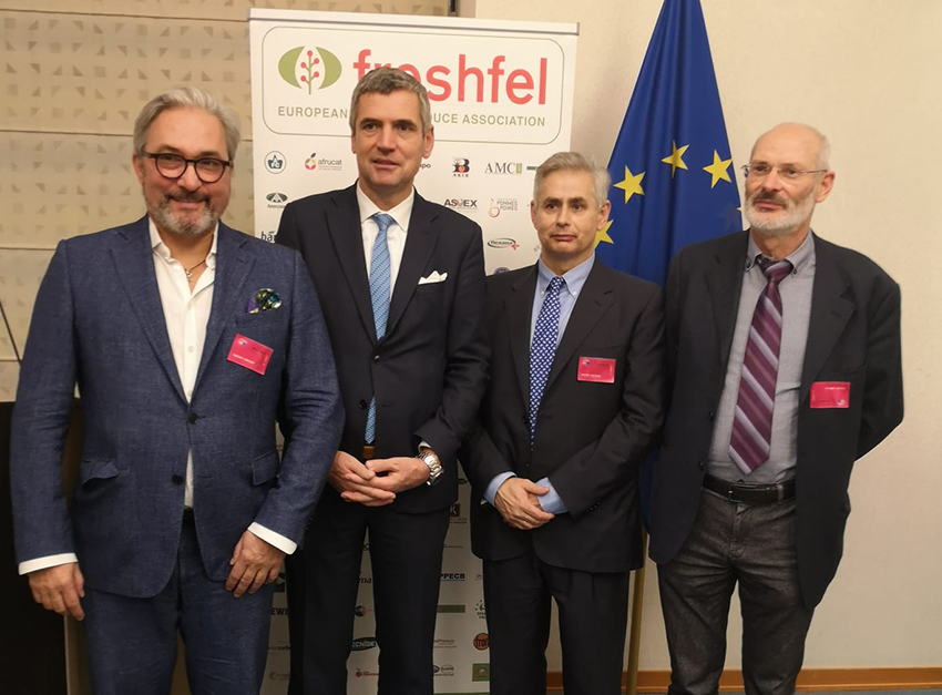 Freshfel Europe calls for a fresh fruit and vegetable-in-all-policies approach
