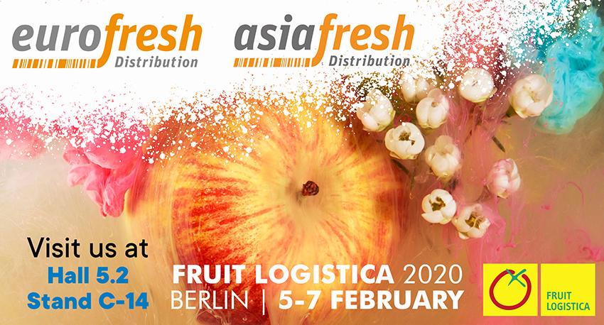 Visit us at Fruit Logistica