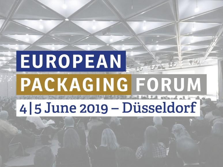 The European Packaging Forum: Congress & Get-together on May 14, 2020