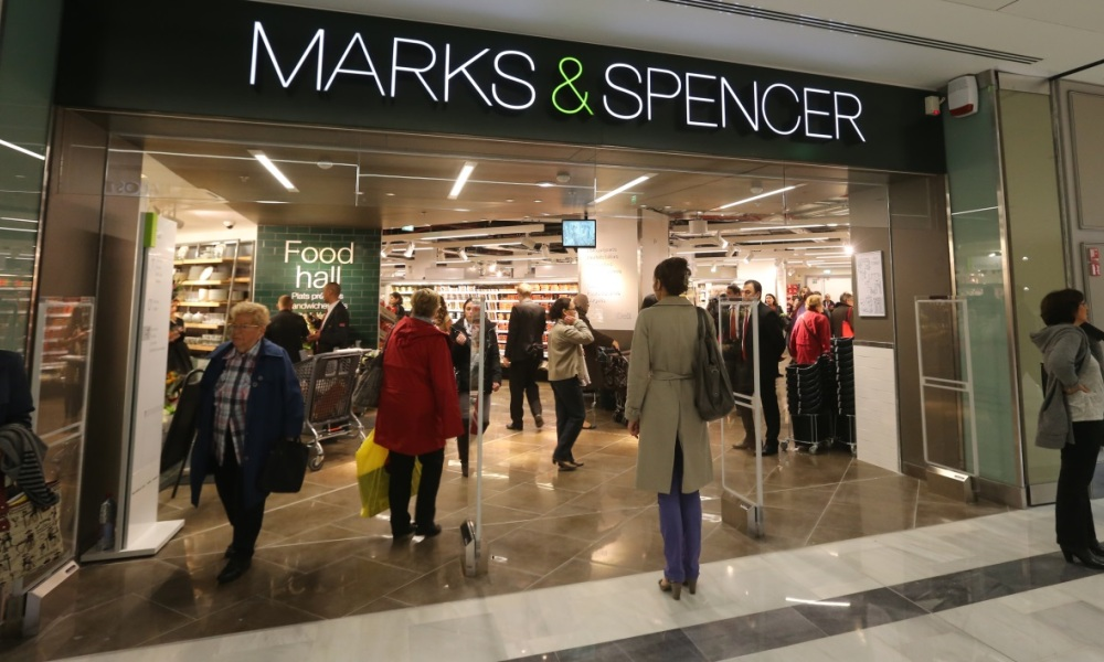 Marks & Spencer extends network of in-store farms, credit. Thomas Samson, AFP