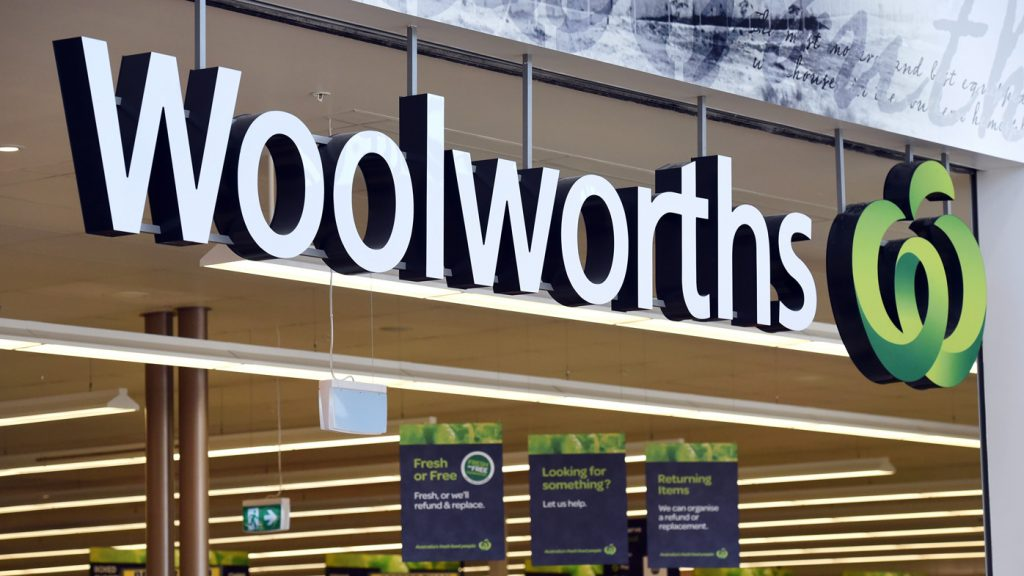 Woolworths Australia opens 100% sustainable store