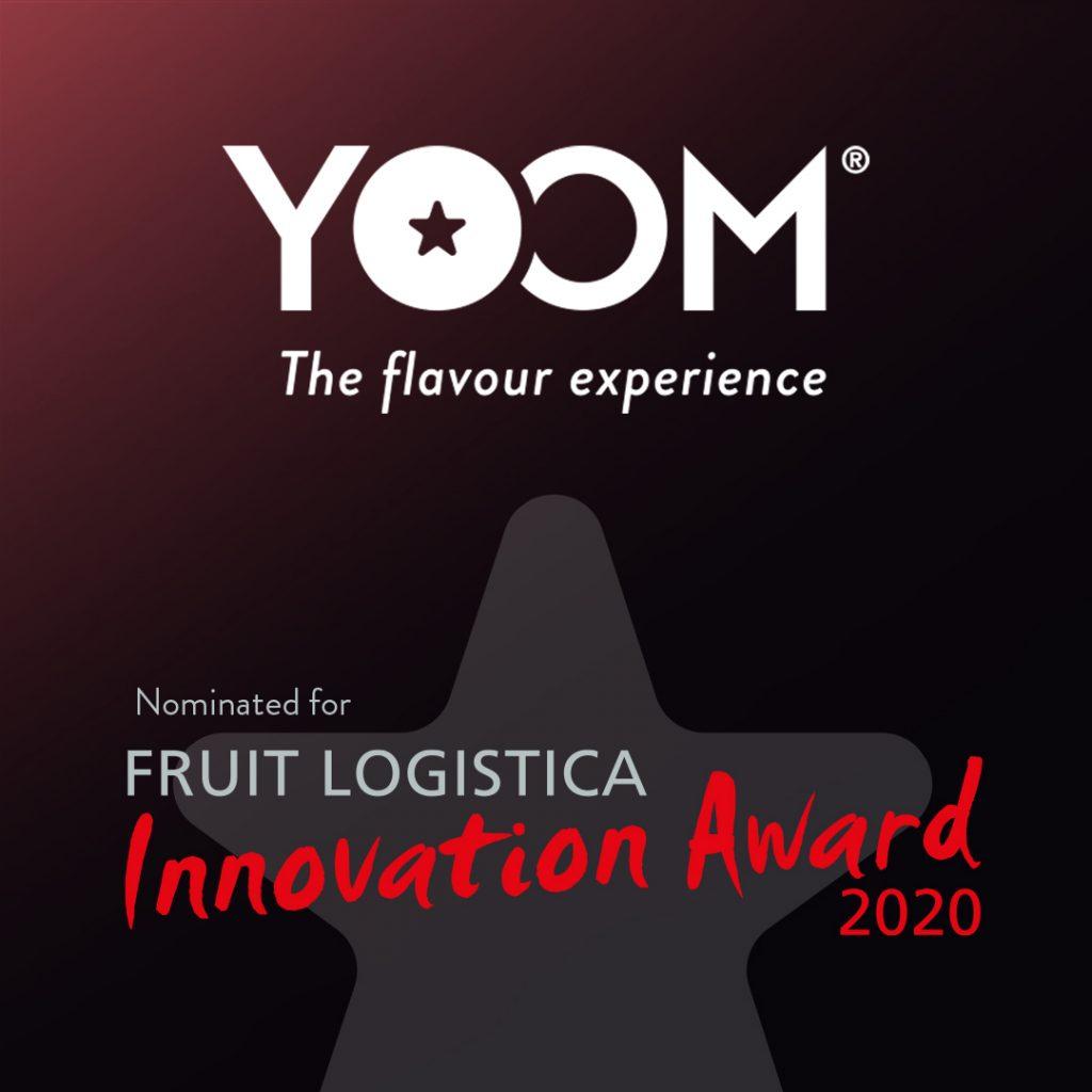 YOOM Fruit Logistica Innovation Awards 2020 nomination