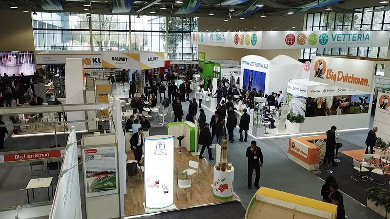 Uzbekistan's key produce event to be held on March 11-13