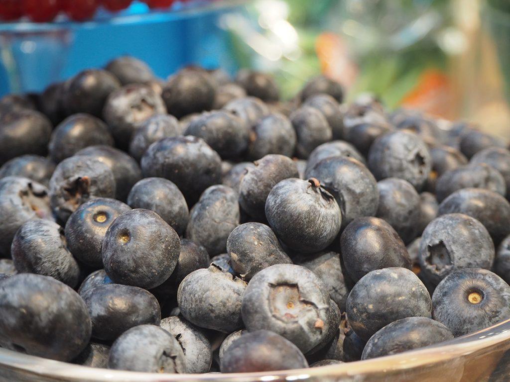 31% increase in Chilean blueberries shipped to Asia this season, credit. Alexandra Sautois, Eurofresh Distribution