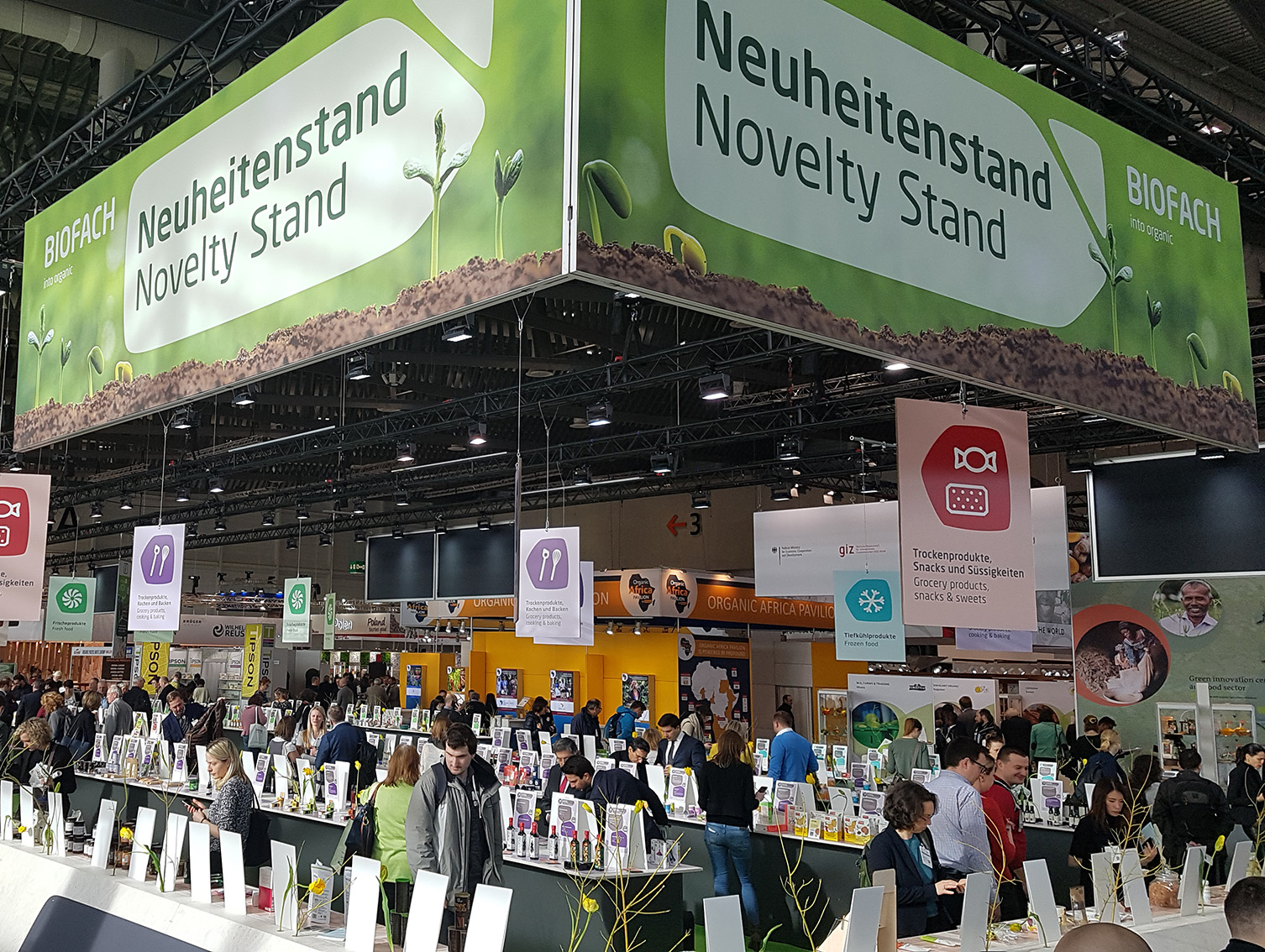 BIOFACH and VIVANESS 2020: Global sector gathering wows more than 47,000 trade visitors