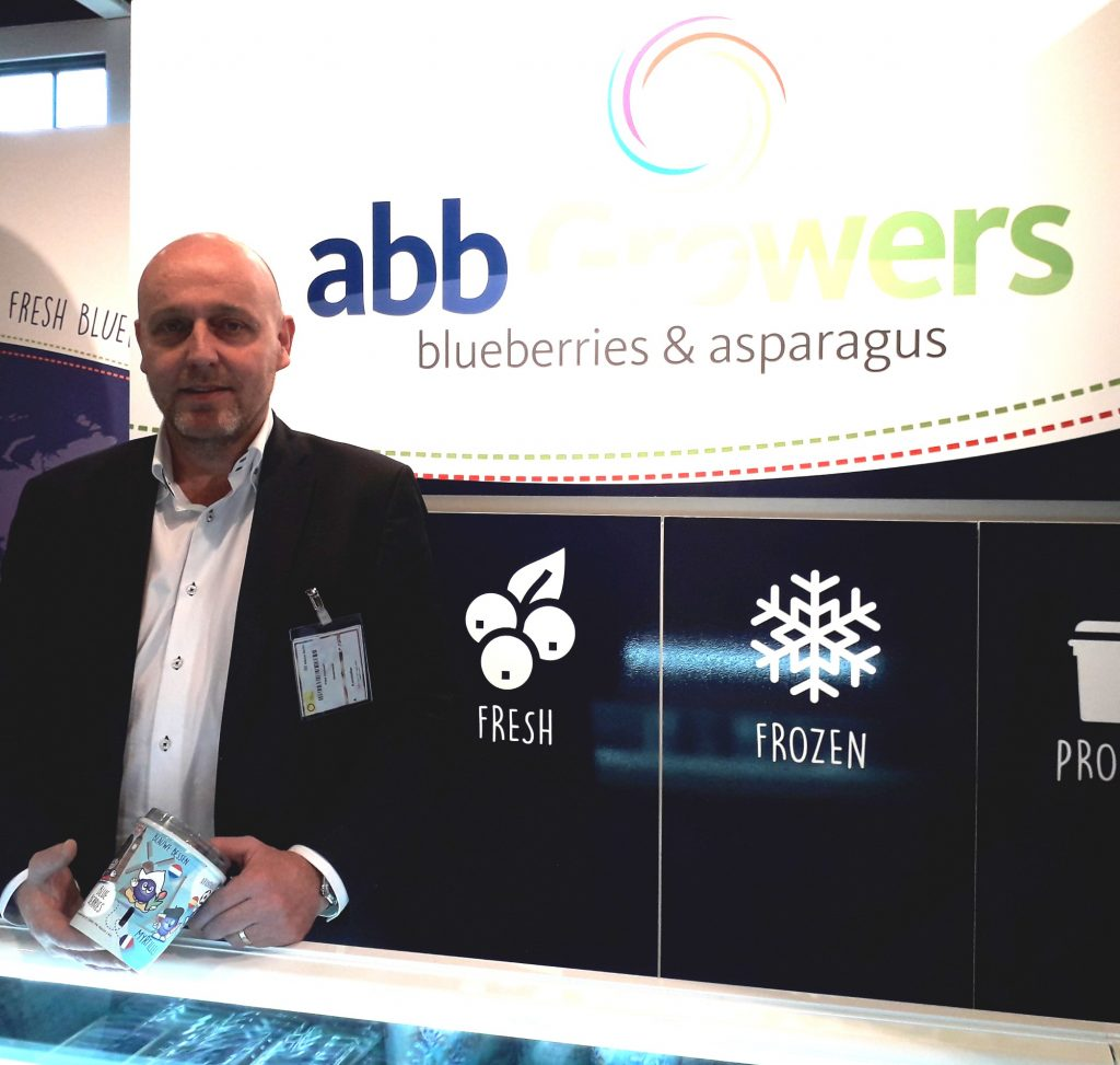 ABB Growers expands to the rising blueberry demands