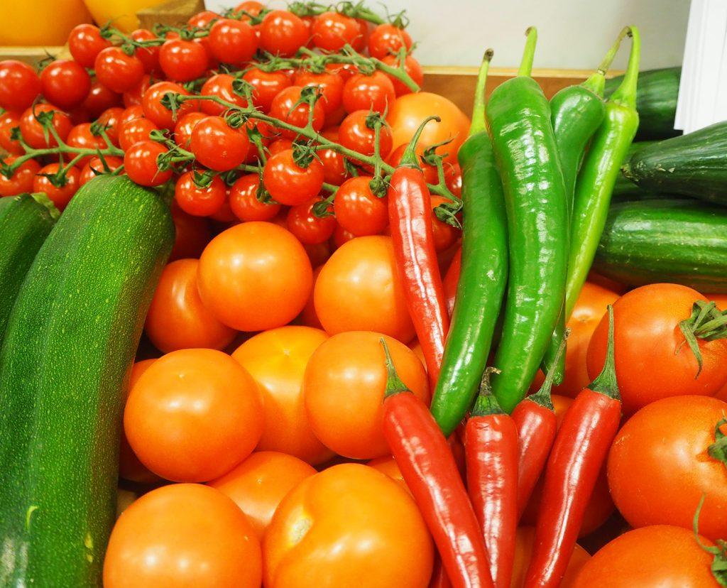 Uptick in Australia's vegetable exports