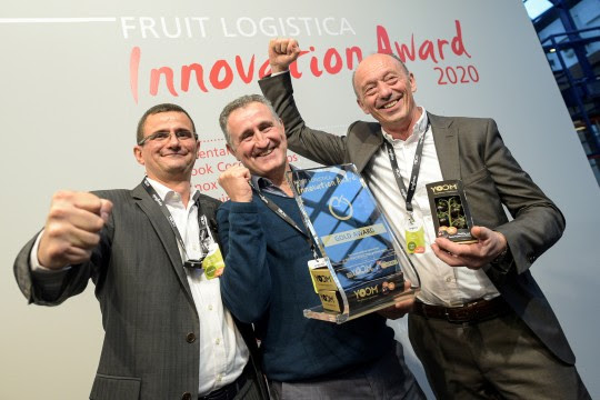 The Yoom tomato scoops Innovation of the Year prize