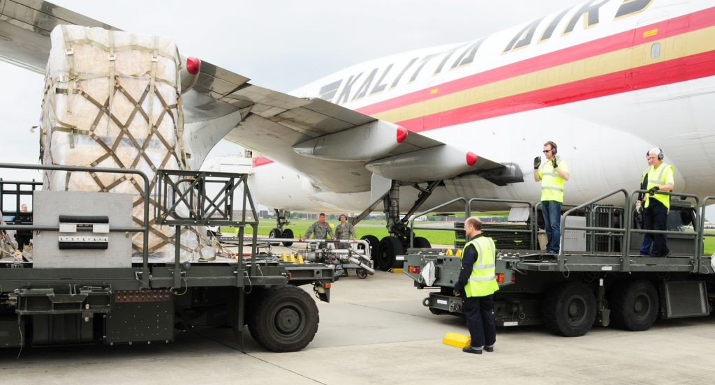 Coronavirus takes toll on air freight sector