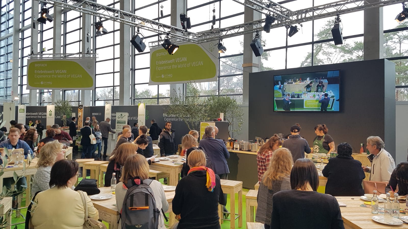 Biofach registers record number of exhibitors