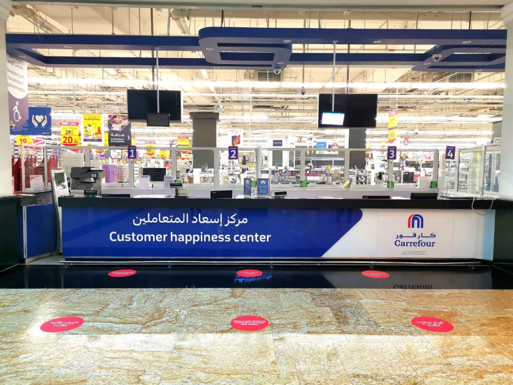Carrefour Statement – Opening hours