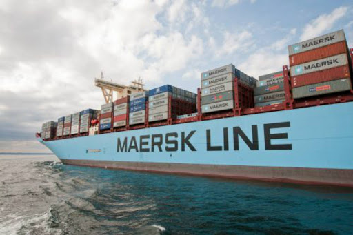 """Maersk """"committed to guaranteeing supply chain"""""""