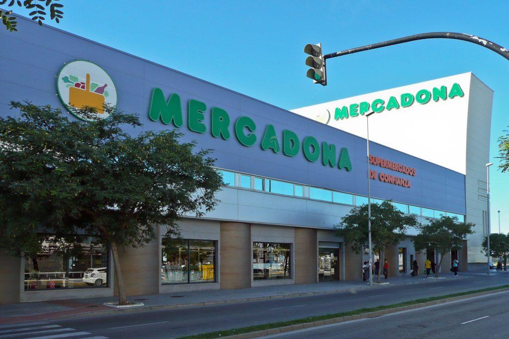 Mercadona store