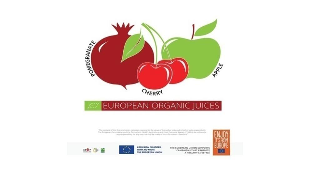 "EU campaign ""European Organic Juices"": a success in Dubai"
