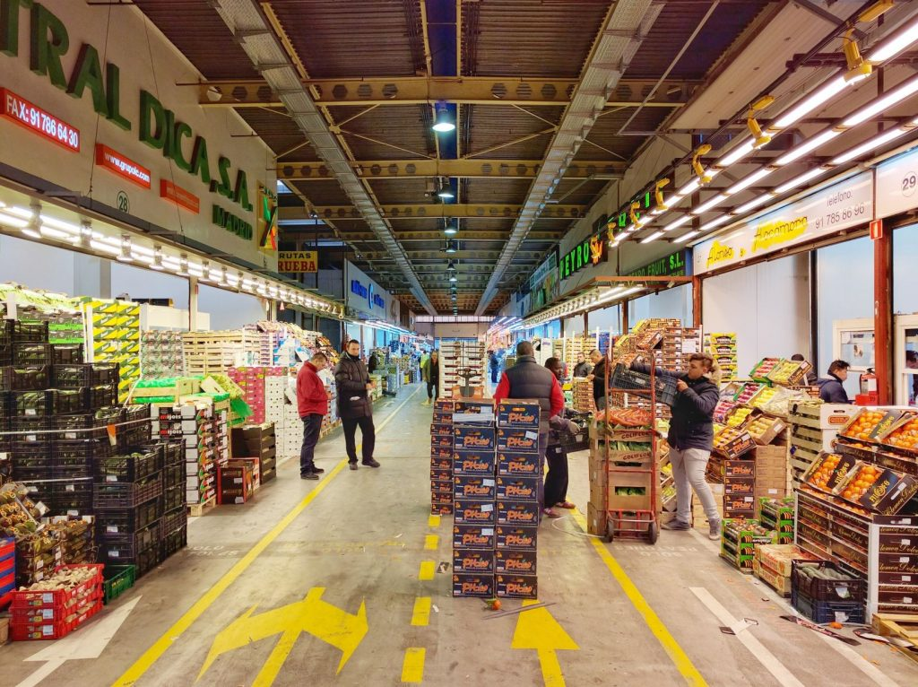 Spain's fresh produce sector steps up to the plate