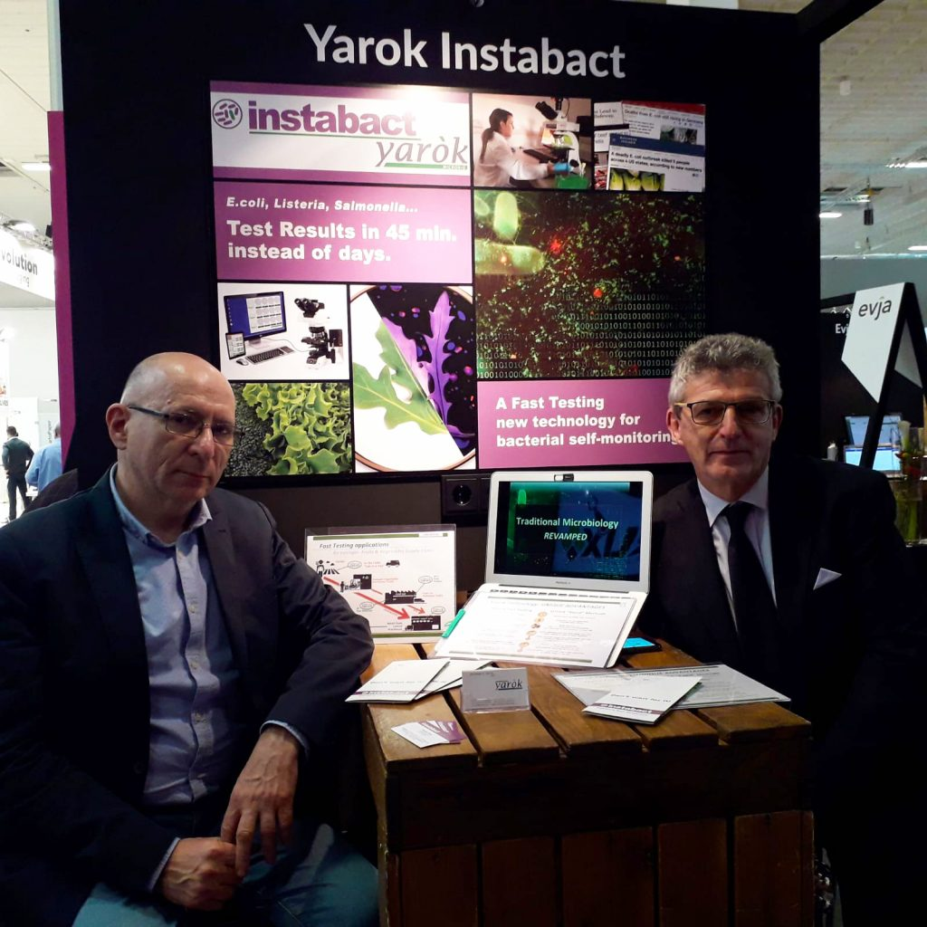 New technology by Yarok to revolutionise the food industry, © Yzza Ibrahim