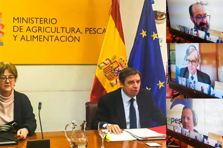 Spanish government calls on EU to defend agricultural sector