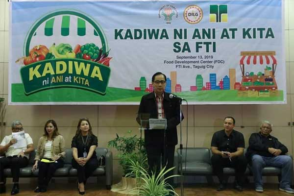 Produce platform to support Philippine's poor expanded