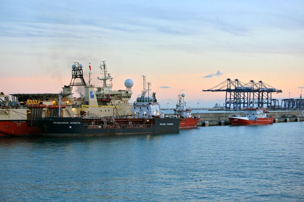 No slowdown foreseen at Europe's major ports, © Alex Proimos, Wikipédia